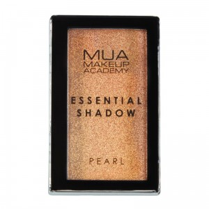 MUA Essential Eyeshadow - GOLDEN HONEY Cień do powiek