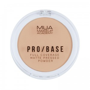 MUA PRO / BASE Full Coverage Matte Pressed Powder #130 Puder matujący