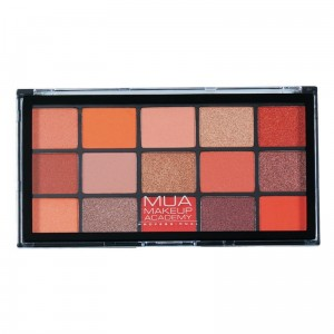 MUA Pro 15 Shade Eyeshadow Palette Empire Butterfly Paleta 15 cieni do powiek
